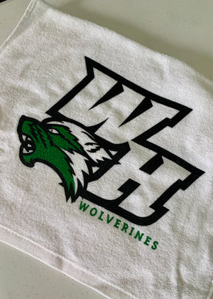 Western Hills Mini Towel