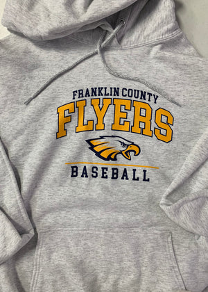 Franklin County Flyers Baseball Hoodie