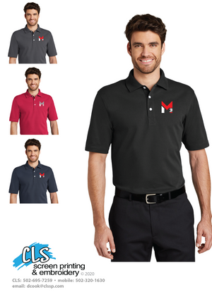 M3 Men's Ministry Polo Shirt