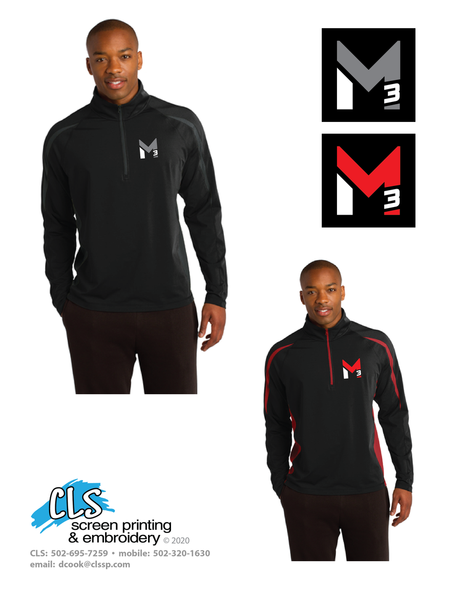 M3 Men's Ministry Pullover