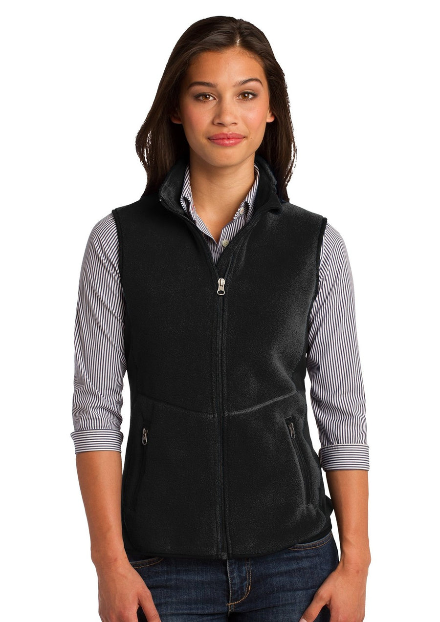 Frankfort Bourbon Society Women's Pro Fleece Vest