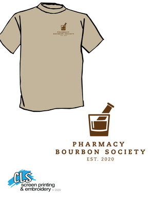 Pharmacy Bourbon Society Raglan Wind Shirt
