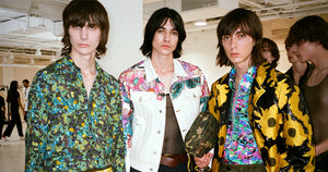 DRIES VAN NOTEN SS20 MENS WEAR
