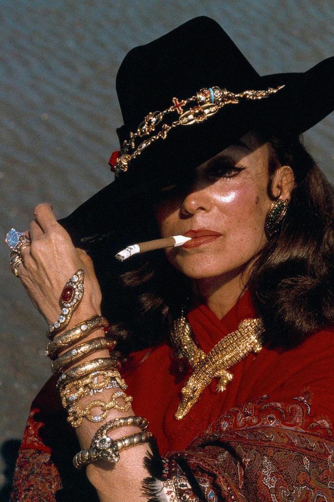 FASHION TALES. MARÍA FÉLIX AND CARTIER