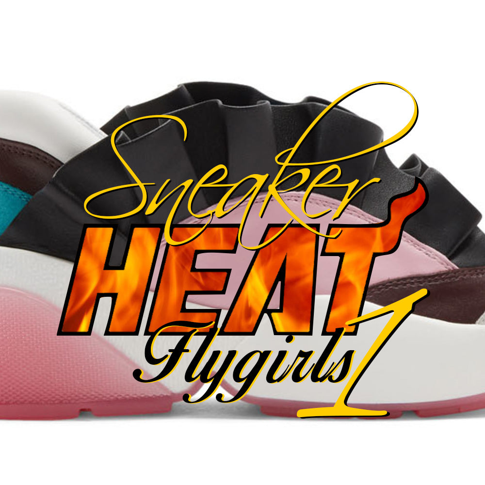 SNEAKER HEAT. WOMEN'S. FEBRUARY 10, 2020