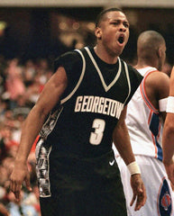 PFL: Basketball Jersey Draft. Round 1 First Pick : Georgetown Hoyas Road Blacks 95/96