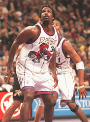 PFL: Basketball Jersey Draft. Round 1 Eighth Pick : Raptors Jersey Road Purple 95/96 B