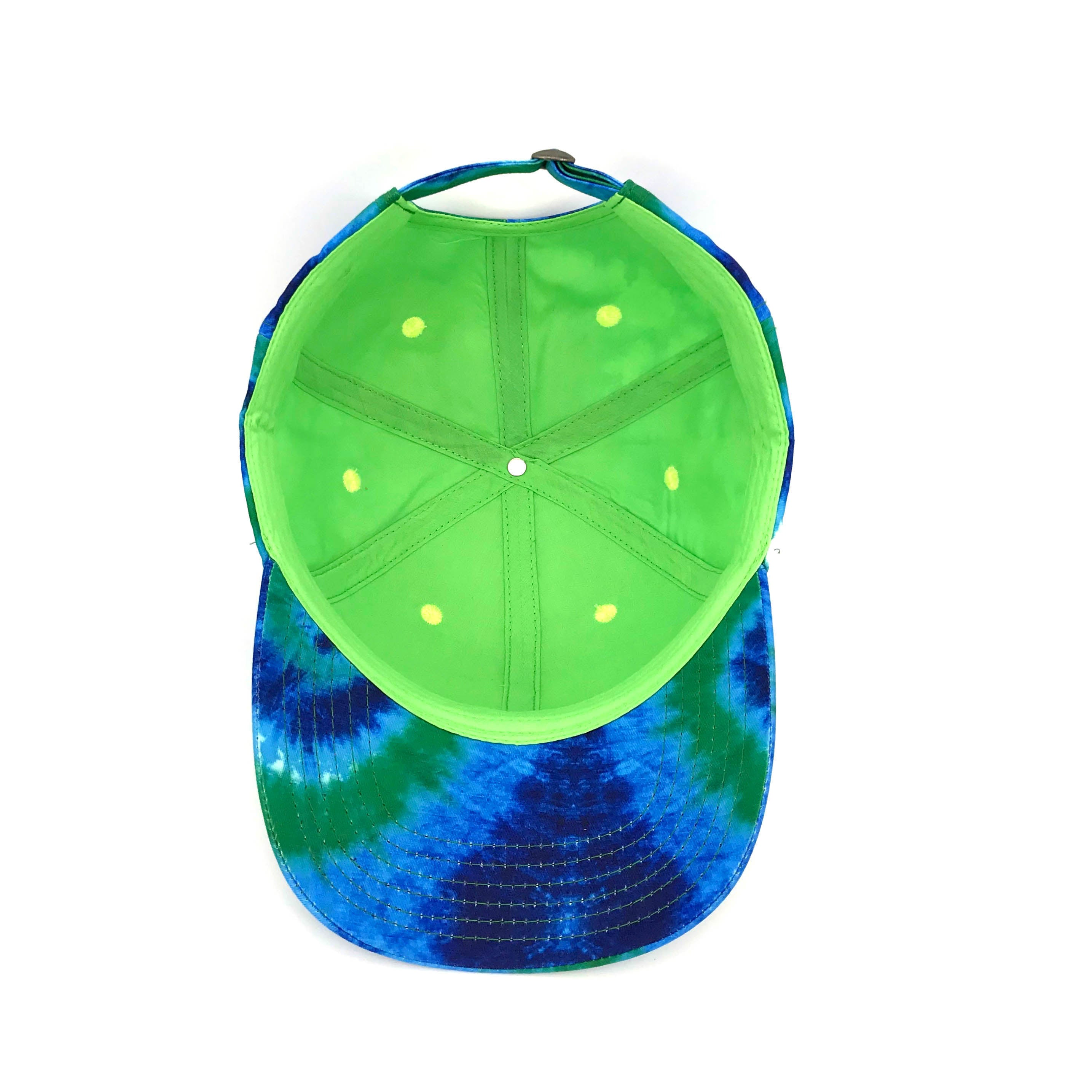 STR3AK SSP LEISURE CLUB COOL BREEZE TIE-DYE CAP