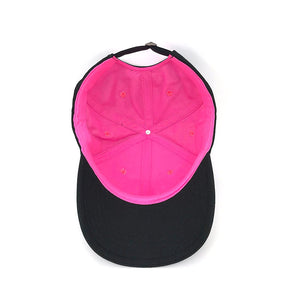 <PRE-ORDER> STR3AK SHAM SHUI PO LEISURE CLUB FLOURESCENT BLACK CAP (UNISEX)