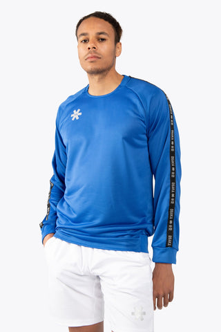 Osaka Training Sweater Heren Kobalt