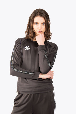 Osaka Training Sweater Dames Zwart