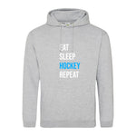 Eat Sleep Hockey Repeat Sweater