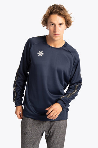 Osaka Training Sweater Heren Navy