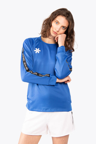 Osaka Training Sweater Dames Kobalt