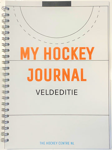 My Hockey Journal veldeditie