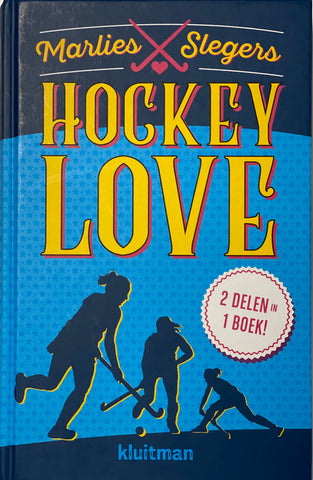 Hockey Love Boek