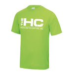 The Hockey Centre Shirt Kids Neon