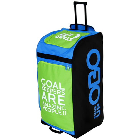 "OBO wheelie bag ""stand up"""