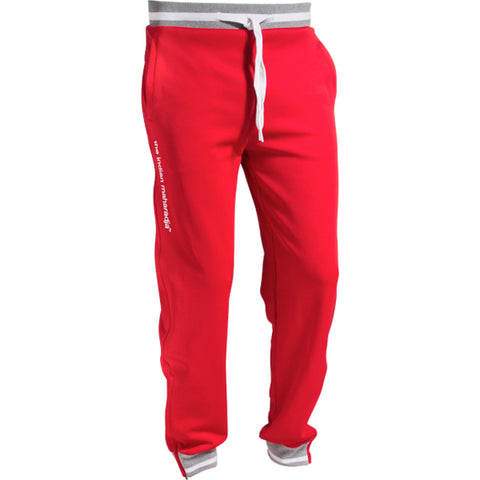 SALE The Indian Maharadja Tech Trainingsbroek Heren - Rood