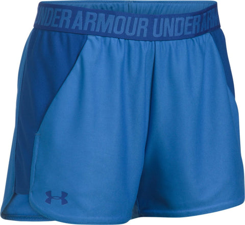 SALE Under Armour Broekje - Blauw Dames