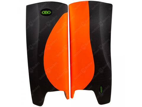 OBO Robo Legguards Hi-Rebound Orange/ Black