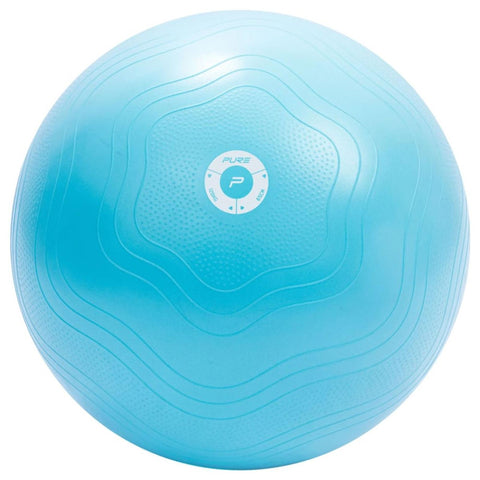 Yoga bal - Pure 2 Improve - Blauw - Sport Medisch Centrum