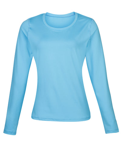 Rhino Thermoshirt Dames - Sky