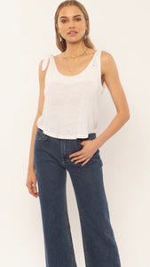 Amuse Society Afternoon Haze Knit Top