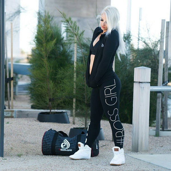 Lift Squat Print Leggings