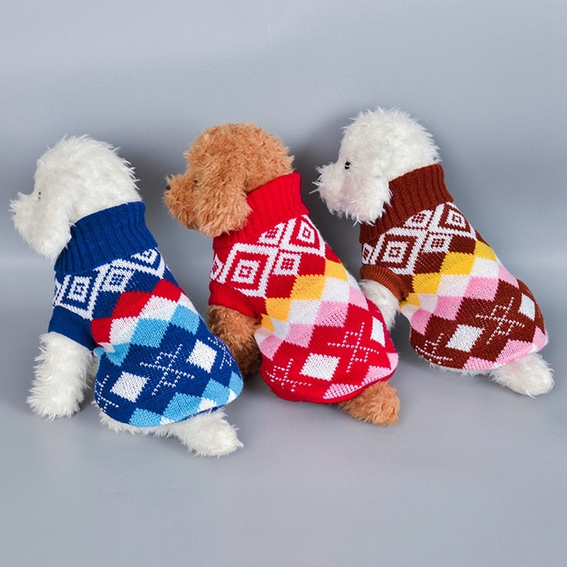 Fleece Winter Dogs Clothes Funny Pet Costume Warm Dog Coat for Small Dogs Wear | nezzypuppers