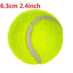 9.5 Inch Giant Tennis Ball Chew Toy | nezzypuppers