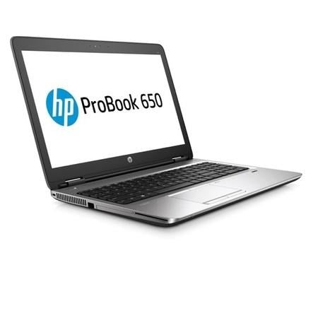 HP ProBook 650 G2 Core i5-6300U 8GB 500GB 15.6 Inch DVD-SM Windows 10 Pro Laptop