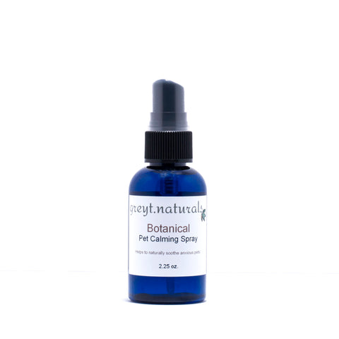 Botanical Pet Calming Spray