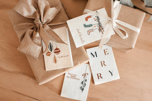 Christmas Blooming Cards (individual)