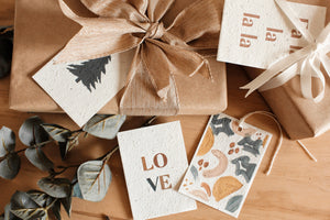Mix and Match Blooming Gift Tags 12 Pack