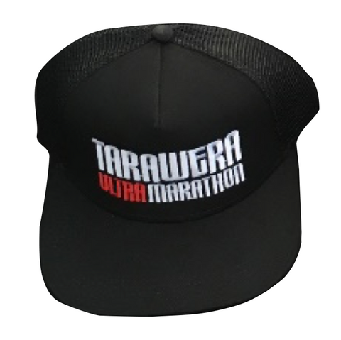Tarawera Ultramarathon - Event Trucker - Black