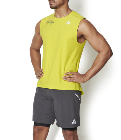 Ultra-Trail 2020 Aussie Grit Men's Light Speed Tank
