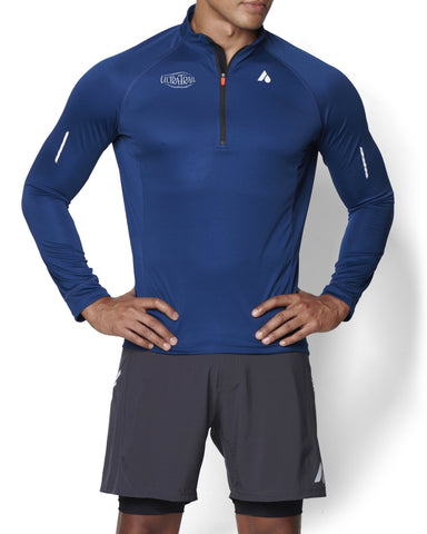 Ultra-Trail 2020 Aussie Grit Men's Tempo Long Sleeve Shirt