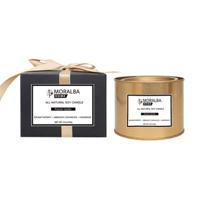 Moralba Home - French Vanilla Candle