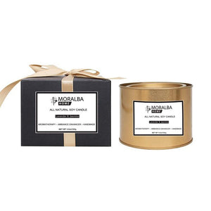 Load image into Gallery viewer, Moralba Home - Lavender & Jasmine Candle