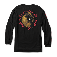Load image into Gallery viewer, SK x BP Long Sleeve Black Tee