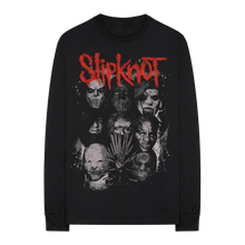 Load image into Gallery viewer, Slipknot WANYK Long Sleeve