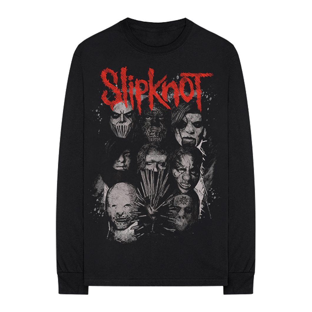 Slipknot WANYK Long Sleeve
