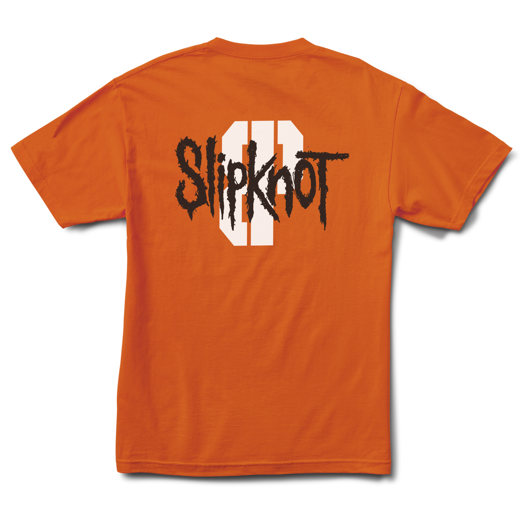 SK x BP Orange Goat Tee