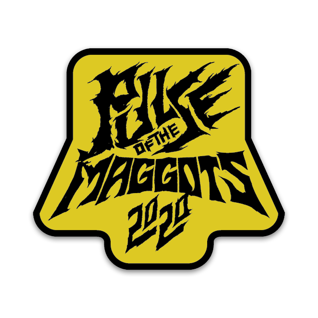Pulse Of The Maggots Fest Patch
