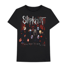 Load image into Gallery viewer, Slipknot WANYK Photo Black Tee