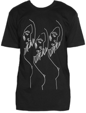 Load image into Gallery viewer, clown Exclusive Black Tshirt