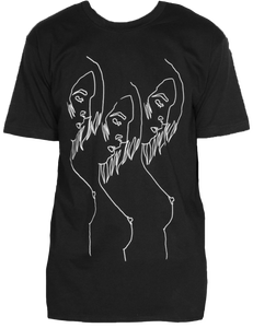 clown Exclusive Black Tshirt