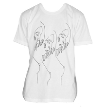 Load image into Gallery viewer, clown Exclusive White Tee