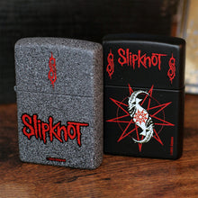 Load image into Gallery viewer, Slipknot Tour Exclusive Zippo Lighter